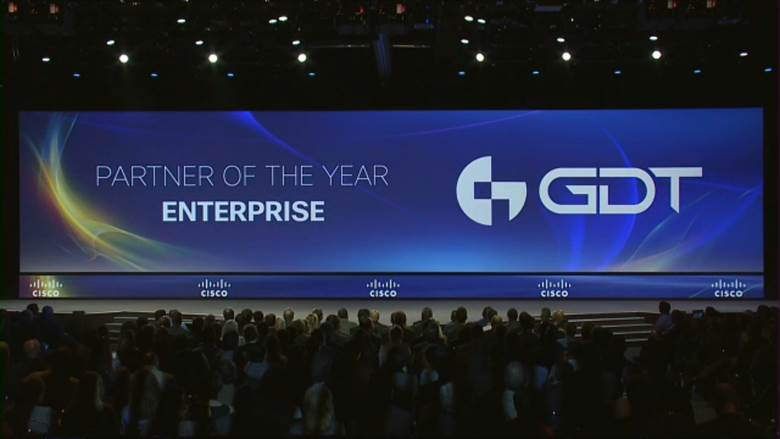 Cisco Partner of the Year - Enterprise