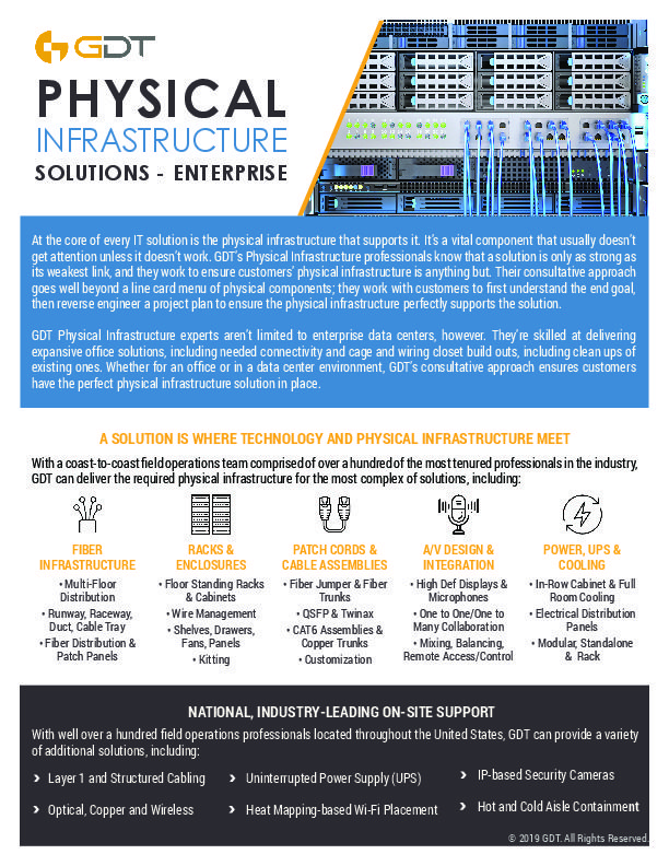 GDT Physical Infrastructure Solutions 10.7-thumbnail